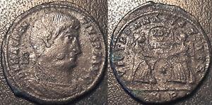 Magnentius - Maiorina - Victoriae DD Nn AVG Y Cae Trier 351-352 Ad Rrs #18818