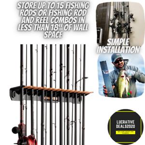 Dixon Fishing rod holders