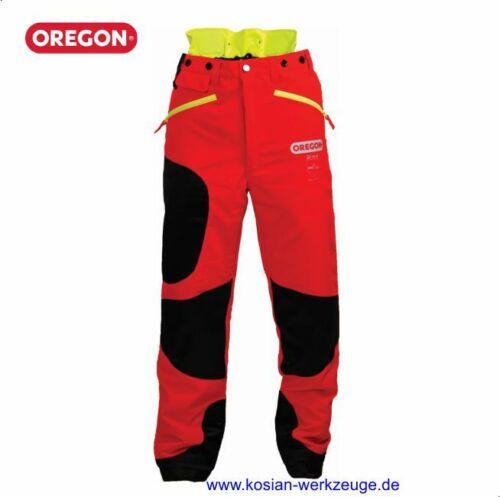 """red protección de corte federal de pantalones /""""pantalones Megazepelín modelo/"""" forestales PSA Oregon waipoua III"""