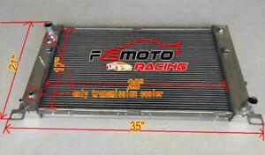 "28"" core For CHEVY SILVERADO 1500 2500 SUBURBAN/TAHOE/YUKON Aluminum Radiator AT"