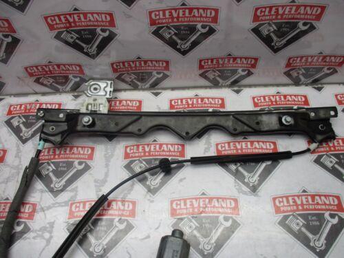 2006-2010 Jeep Grand Cherokee OEM LH Left Front Door Window Regulator /& Motor
