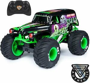 Monster-Jam-Official-Grave-Digger-Remote-Control-Monster-Truck-1-10Scale-2-4GHz