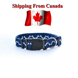 Adjustable-Suitable-Nylon-Pet-Puppy-Cat-Dog-Collar-Buckle-XS-S-M-L-Free-Shipping