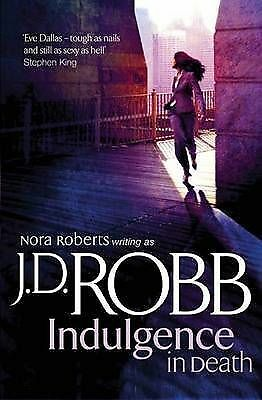 1 of 1 - Indulgence in Death by J. D. Robb (Paperback, 2010) s/c book