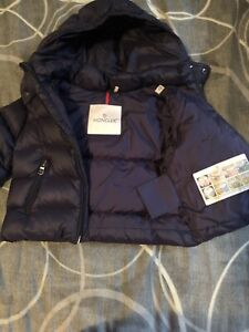 238744ce2 Details about Moncler Jules Puffer Jacket - Baby