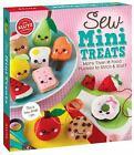 Sew Mini Treats by Klutz Editors (2016, Hardcover)