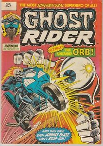 Australian-Comic-Ghost-Rider-5-Yaffa-Publishing-1980