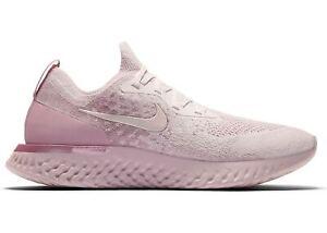 36541fad6617 Nike Epic React Flyknit Pearl Pink Size 11.5. AQ0067-600 vapormax ...