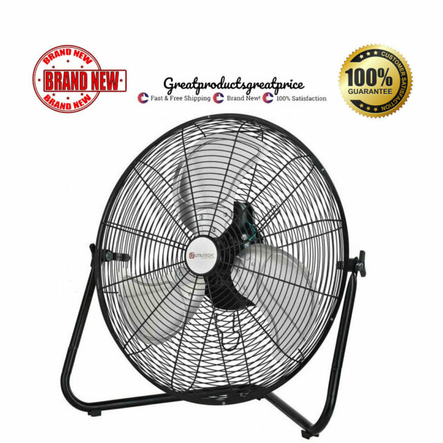 Lakewood Pro Series 21 High Velocity 3 Speed Floor Fan For Sale Online Ebay