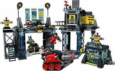 LEGO Super Heroes 6860 Batman The Batcave Bathöhle