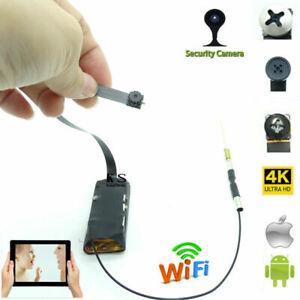 Newest Wireless HD 4K Spy Hidden Camera WiFi Module DVR