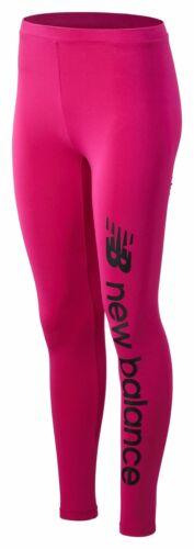 New Balance Women/'s Sport Style Optiks Legging Red