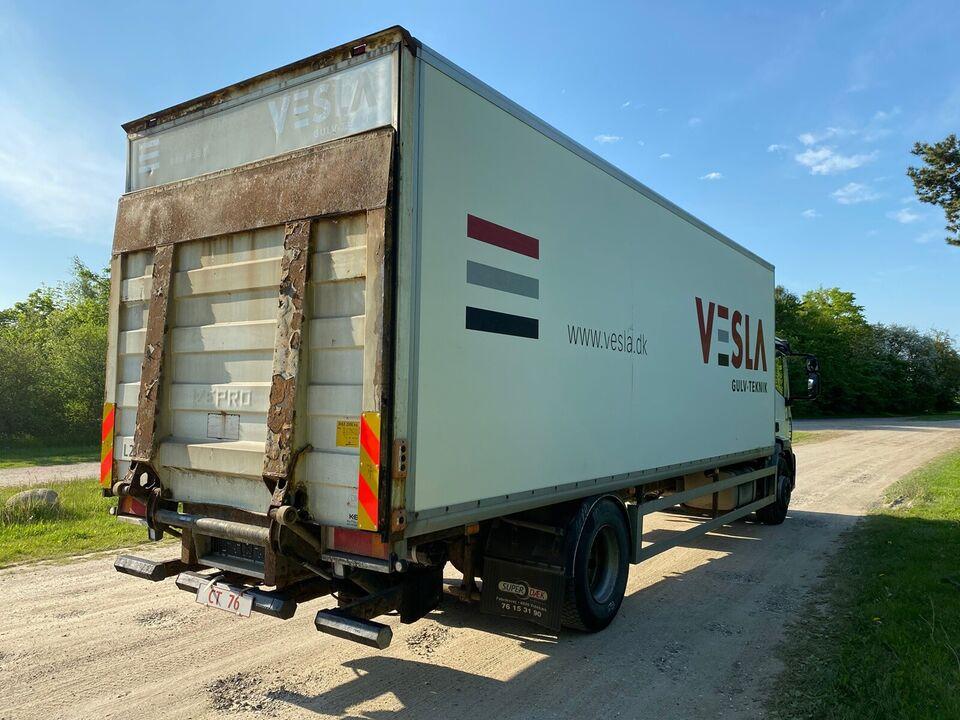 Iveco Euro Cargo, årg. 2008, km 375000