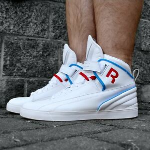 Hi Mid Shoes 41 White Zealot Zapatillas Reebok 42 Sh 40 Sneaker Classic Leather THnw6YI6Rq