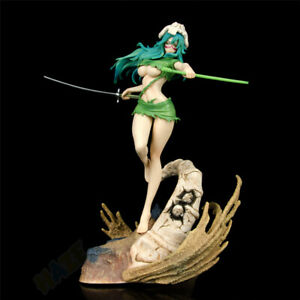 BLEACH-Espada-Neliel-Tu-Oderschvank-Figure-Replace-Face-11-034-In-Box-Model-Present