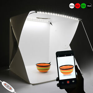Portable-Photo-Studio-Photography-Light-Box-Lighting-Room-Kit-Backdrop-Mini-Cube