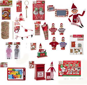 VIP-Elf-Elves-Behavin-039-Badly-Props-Naughty-Christmas-Elf-Props-amp-Accessories