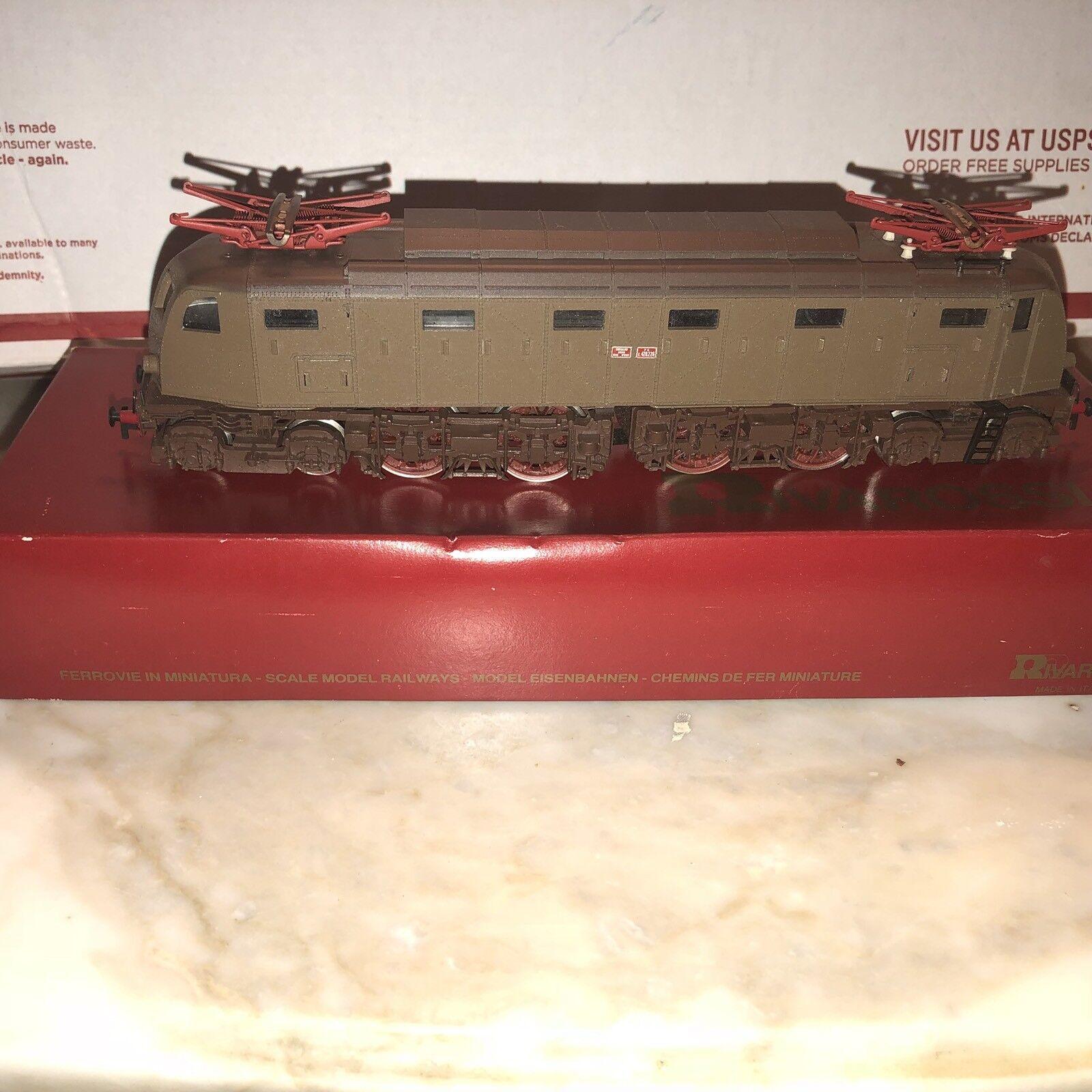 Rivarossi HO 1462 Eléctrico Loco y dello Stato e 428 226 serie 3rd En Caja Como Nuevo