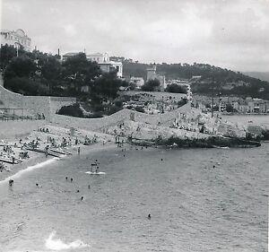 CASSIS-c-1951-Villas-Plage-Pedalos-Bouches-du-Rhone-Div-11300