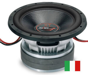 IMPACT-XT-12-22-B1-SUB-SUBWOOFER-32cm-12-034-2500W-MAX-SPL-gt-MADE-IN-ITALY