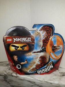 LEGO Ninjago Master Of Spinjitzu Cike Dragon Master Set 70645 - NEW