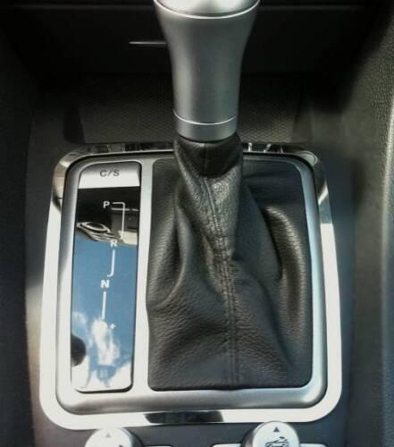 Edelstahl poliert 1Stk D Mercedes SLK R171 Chrom Rahmen für Schaltung