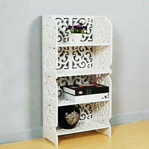 4 Tiers Shoe Rack Storage Shelf Display