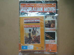 WALKABOUT-David-Gulpilil-AUSSIE-DVD-Booklet-Region-4-NEW