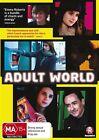 Adult World (DVD, 2014)