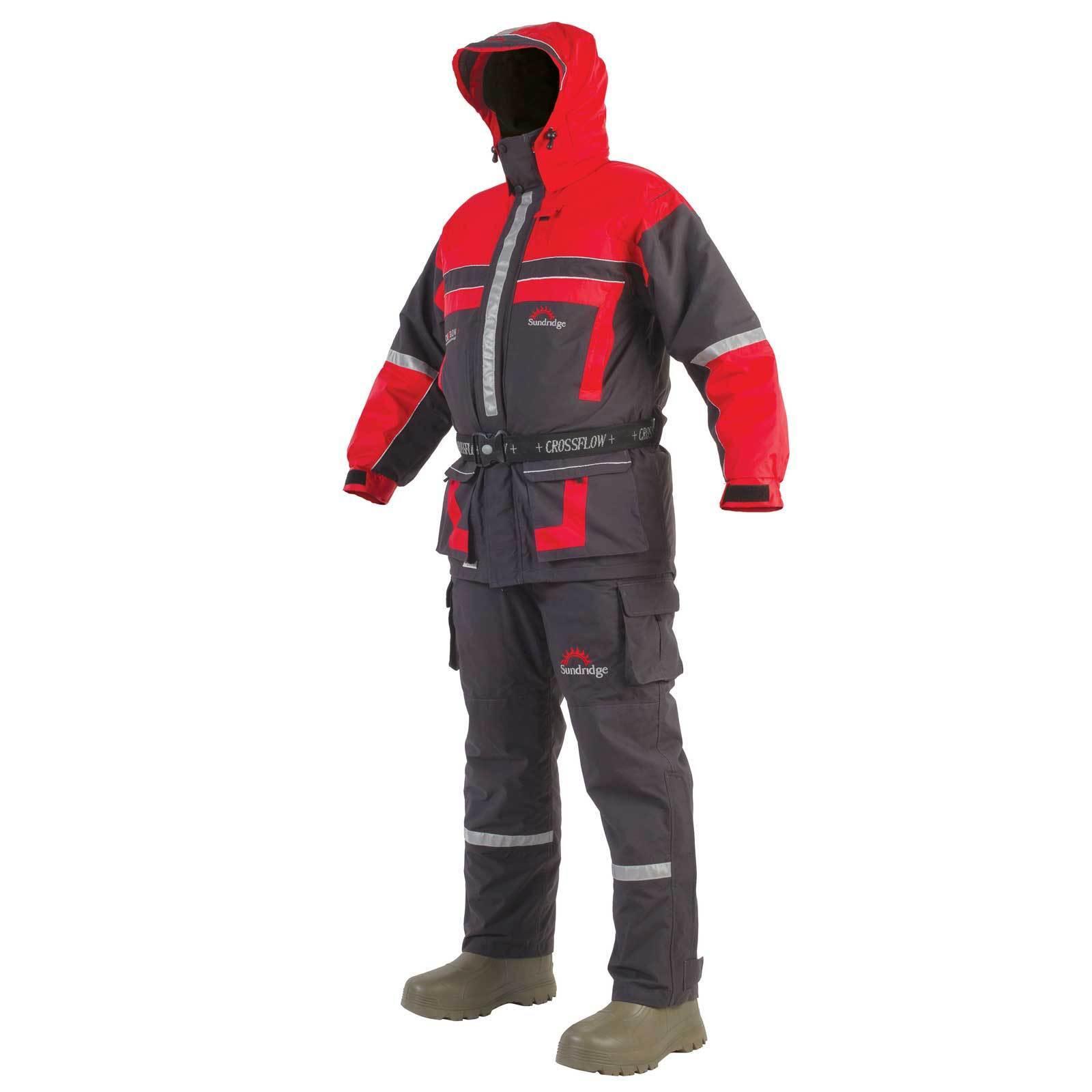 Sundridge Angeln Schwimmanzug Floating Suit Suit Suit - Crossflow Extreme 2-Teiler - XXXL 023e73