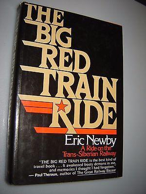 Gebraucht (gd) Große Rote Zug- Ride Von Eric Newby Gesundheit FöRdern Und Krankheiten Heilen