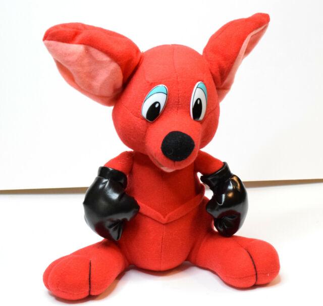 "Kangaroo with Boxing Gloves 9"" Plush Stuffed Animal by Ace ..."