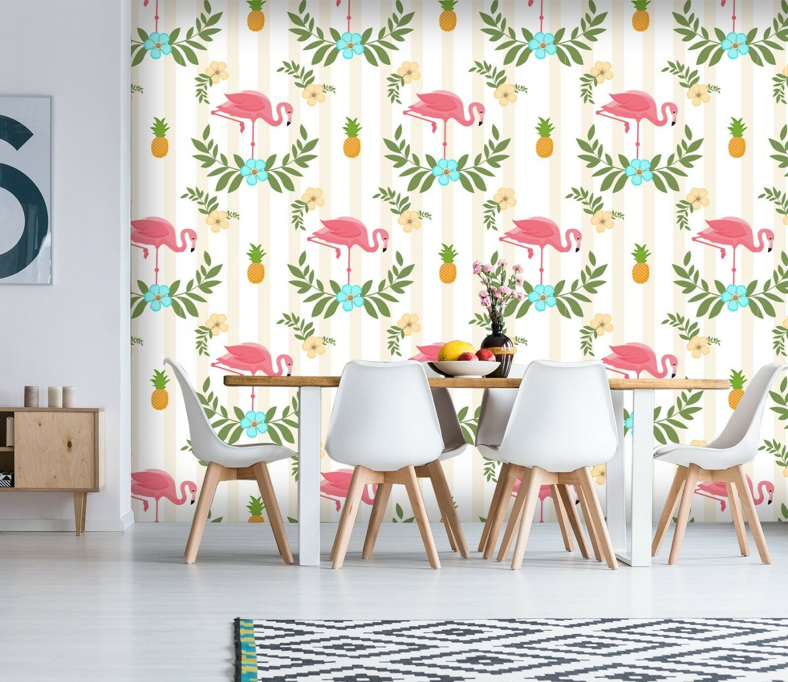 3D Cute Cartoon 001 Wallpaper Mural Print Wall Indoor Wallpaper Murals UK Summer