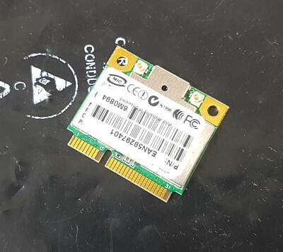 Wlan Wifi Mini Pcie Ean59297401 Da Notebook Netbook Lg X11 X110- Sconto Complessivo Della Vendita 50-70%