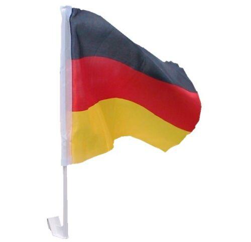 Autofahne Autoflagge Deutschland Fahne Flagge BRD WM 2018
