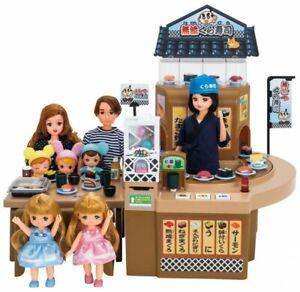 Takara-Tomy-Licca-Doll-Conveyor-Belt-Sushi-Shop-Muten-Kura-sushi-Fast-Shipping
