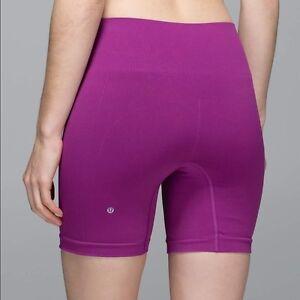 ce14fcb4412 Image is loading NEW-Lululemon-Sculpt-Short-Ultra-Violet-Purple-Shorts-
