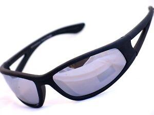 Herren Sonnenbrille  Brillen schwarz Sportlich biker RADBRILLE Racing SPORT