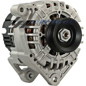 NEW HIGH AMP 180A ALTERNATOR FITS AUDI TT QUATTRO 2000-06 028903029G 028903029GX