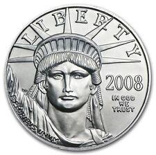 2008 1/10 oz Platinum American Eagle - Brilliant Uncirculated