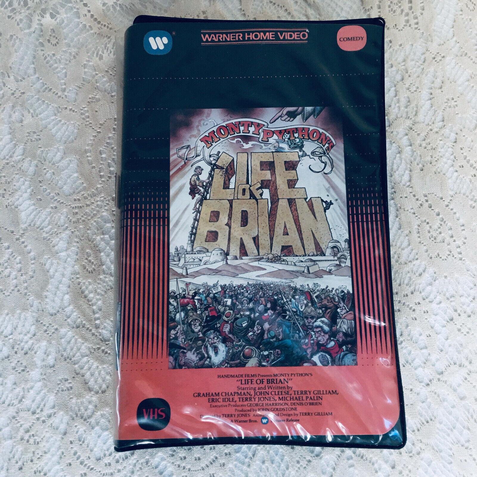 Monty Pythons Life Of Brian Vhs For Sale Online Ebay