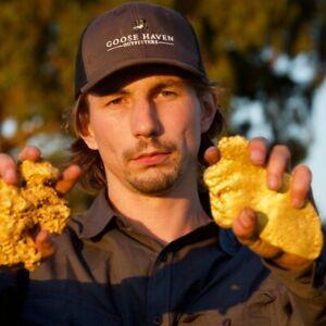 Dmax Parker Schnabel Goldrausch Alaska Gold Rush Mutze Goose Haven Cap Original Ebay