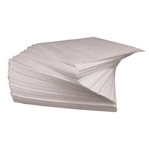 "Silicone CoatedSquare Parchment Hamburger Patty Paper 5.5/"" x 5.5/"" 2000 Sheets"