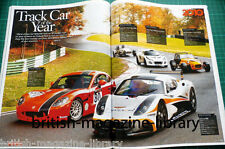 Evo Magazine Issue 152 - Track Car of the Year 2010