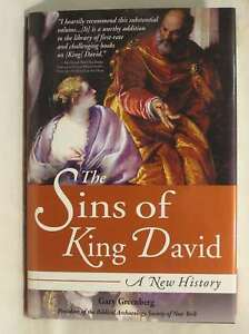 The Sins of King David A New History Gary Greenberg New Book - Dundee, United Kingdom - The Sins of King David A New History Gary Greenberg New Book - Dundee, United Kingdom