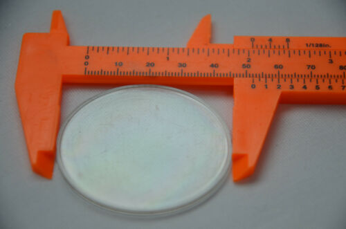 MAGLITE CLEAR LENS FOR C D 2D 3D 2C 3C CELL FLASHLIGHT TORCH Part 108-031 USED