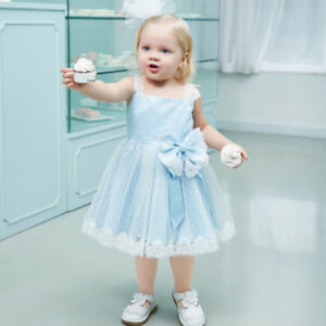 Toddler Baby Kids Girls Sleeveless Rainbow Tutu Dress Prince Tulle Dress Clothes