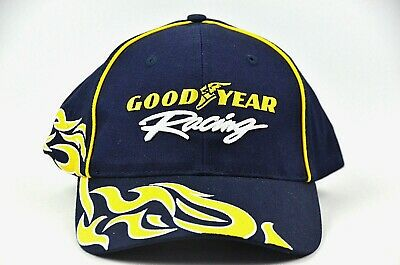 NEW WITH TAGS GOODYEAR BASEBALL HAT ADJUSTABLE FREE SHIPPING