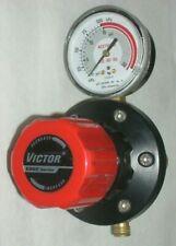 Victor Edge Est4 15 025r Acetylene Station Regulator 0 15 Psi Cga 025
