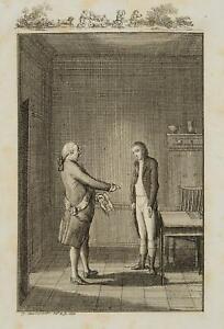 Chodowiecki-1726-1801-Hermann-convince-ministro-di-campo-ad-alta-pressione-grafico-1